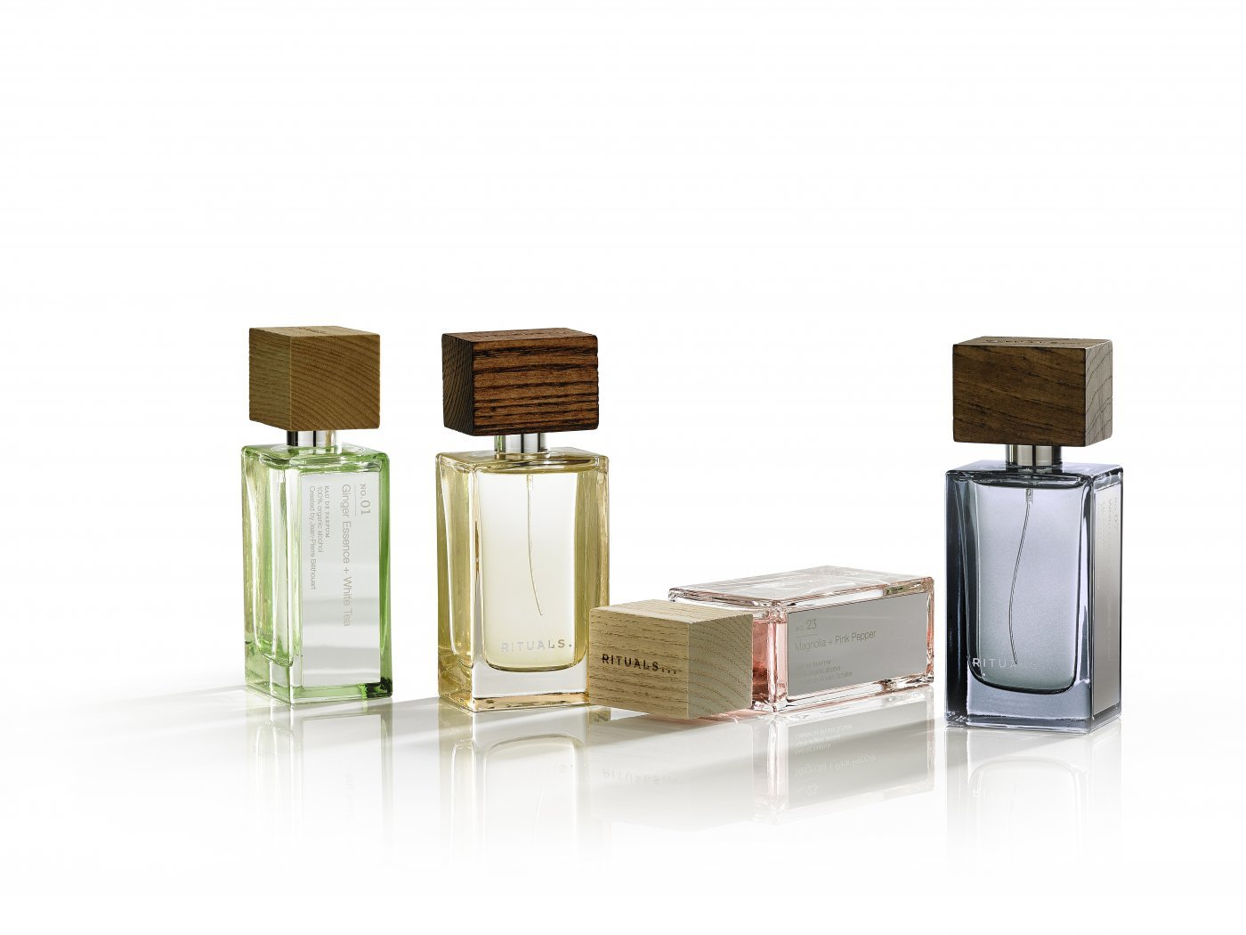 rituals - mark groen - parfum men -
